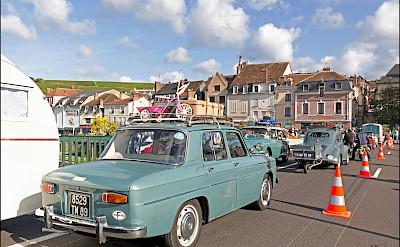 Car show in Joigny, France. Flickr:GkSense-Yonne