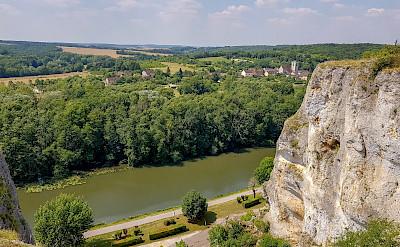 Le Saussois in Burgundy, France. Flickr: godran25