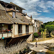 Moret-sur-Loing in France. Flickr:Stephane Martin
