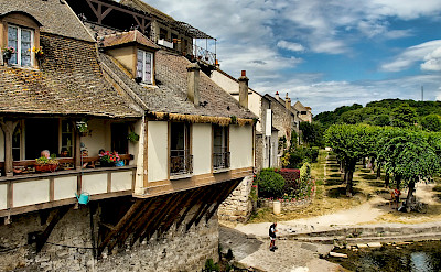 Moret-sur-Loing in France. Flickr:Stephane Martin