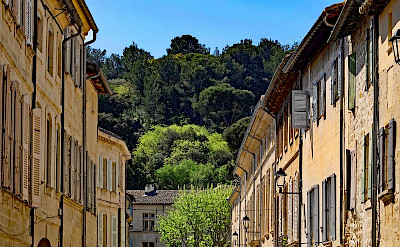 Villeneuve, Burgundy, France.