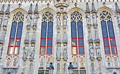 Stately buildings in Bruges, Belgium. Flickr:Dennis Jarvis