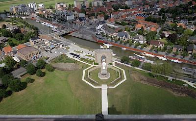 IJzertoren in Diksmuide, Belgium. Flickr:Esther Westerveld
