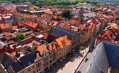 Ypres in West Flanders, Belgium. Flickr:Paul Arps
