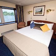 Middle Deck - Comfort Cabin