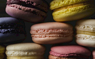 Local macarons are delicious. Photo via TO