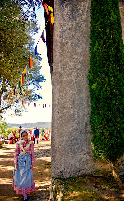 Festival in Provence, France. Flickr:Nicolas Vasse