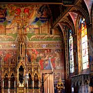 Church in Bruges, West Flanders, Belgium. Photo via Flickr:Olivier Duquesne