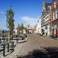 Veere in Walcheren, the Netherlands. Flickr:Rolf Schmitz