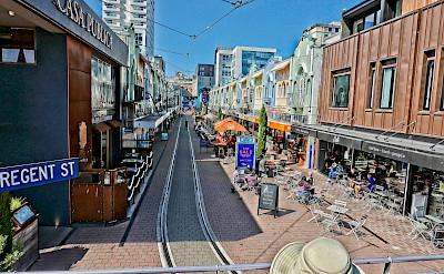 Christchurch in New Zealand. Flickr:Jim & Robin Kunze