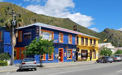 Kurow, Canterbury, New Zealand. Flickr:Matt