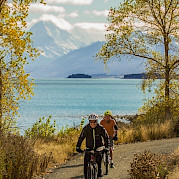 New Zealand Alps to the Ocean Photo
