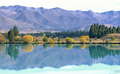 Lake Ruataniwha in Twizel, New Zealand will not disappoint. Flickr:Ben