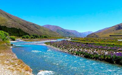 Near Omarama in New Zealand. Flickr:Sally