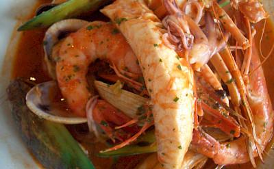 Fresh seafood in New Zealand. Flickr:Marc Veraart