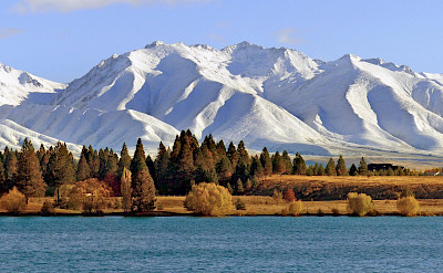 Twizel, New Zealand. Flickr:Bernard Spragg. NZ