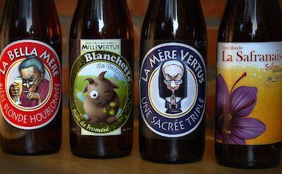 Belgian craft beers. Flickr:Eric Huybrechts