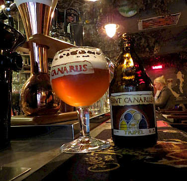 Belgium has a long history with beer - lots to taste & learn! Flickr:Bernt Rostad