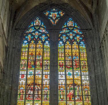 Beautiful churches in Diest, Flemish Brabant, Belgium. Flickr:Raoul Heremans