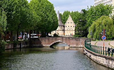 Genk, Belgium. Flickr:Alain Rouiller