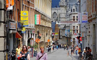Exploring Leuven in Flemish Brabant, Belgium. Flickr:Matthias Ripp