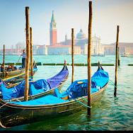 Overlooking Piazzo San Marco in Venice, Veneto, Italy. Flickr:Moyan Brenn