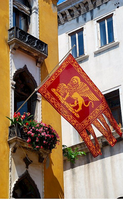 Flag of Venice. Flickr:Svetico
