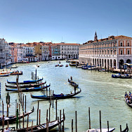 Grand Canal, Venice, Veneto, Italy. Flickr:gnuckx