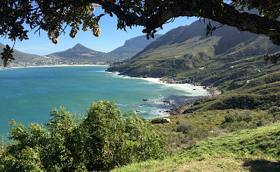 Along the coast east of Cape Town, South Africa. Photo:Gea