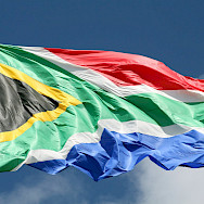 Flag of South Africa. Flickr:flowcomm