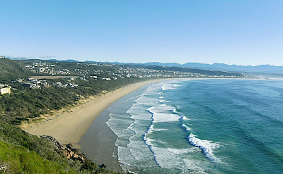 Robberg Peninsula on Plettenberg Bay, Western Cape, South Africa. Flickr:Theo Crazzolara