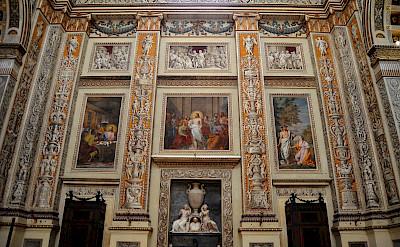 Art museum in Mantova, Italy. Flickr:Pedro