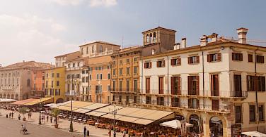 Verona is an art historian's dream town. Flickr:David Schiersner