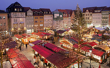 Merlijn's Magical Christmas Cruise in Germany