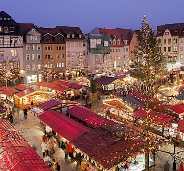 Cruzeiro de Natal na Alemanha - Encanto e Magia a bordo do Merlijn