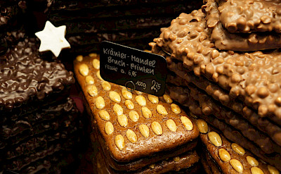 Christmas Market treats in Germany. Flickr:Filip Mishevski