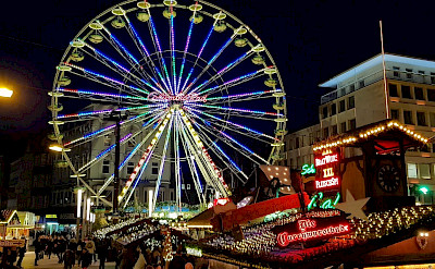 Festive fun at the Weihnachtsmarkt in Dortmund, Germany. Flickr:Gerhard Reiss