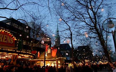 Weihnachtsmarkt in Dortmund, Germany. Flickr:Gerhard Riess