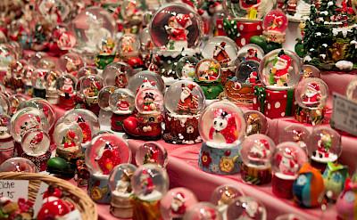 Souvenirs from the Weihnachtsmarkt in Dusseldorf, Germany. Flickr:Ivan Borisov