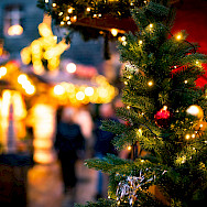 Weihnachtsmarkt in Germany. Flickr:Daniel Lerps