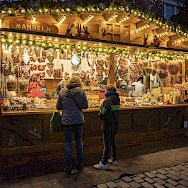Weihnachtsmarkt in Germany