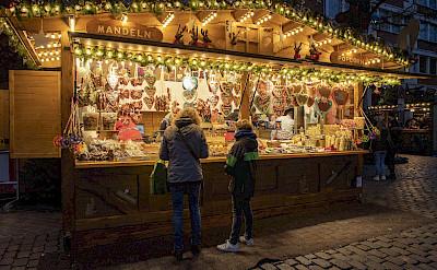 Weihnachtsmarkt in Germany