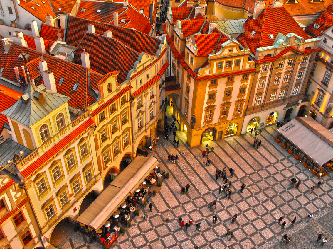 Prague, Czech Republic. Flickr:Miguel Virkkunen Carvalho