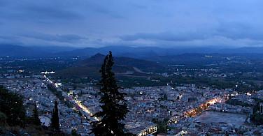 Great view of Nafplio, Peloponnese Island, Greece. Flickr:stefg74