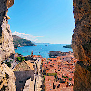 Dubrovnik, Croatia was a filming location for Game of Thrones. Flickr:Tambako the Jaguar