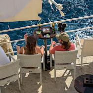 Bike-to-boating break sailing the Adriatic Sea near Dubrovnik, Croatia. Flickr:Jorge Franganillo