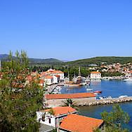 Jelsa on Hvar Island, Dalmatia, Croatia. Flickr:Olivier Bacquet
