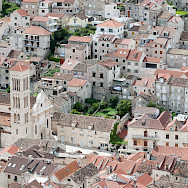Fortified town of Korcula on Korčula Island, Adriatic Sea, Croatia. Photo via TO
