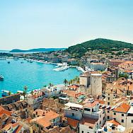 Harbor in Split, Croatia. Flickr:Theo Crazzolara