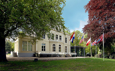 Hartenstein Airborne Museum in Arnhem, the Netherlands. Wikimedia Commons:Airborne Museum Hartenstein